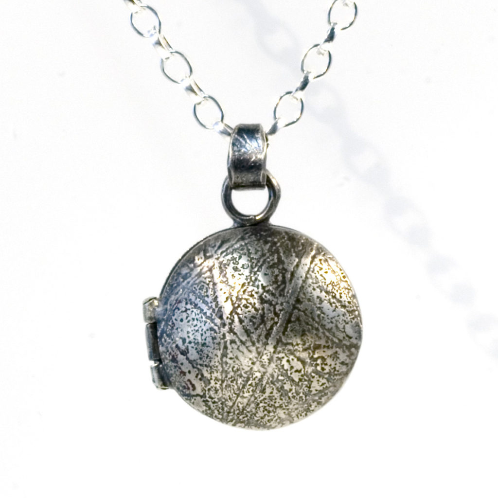 Etched Locket